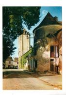 24 - TRÉMOLAT . LA TOUR DE L'ÉGLISE ABBATIALE ROMANE - Réf. N°10023 - - France