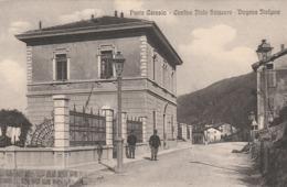 PORTO CERESIO - CONFINE ITALO - SVIZZERO - DOGANA ITALIANA - Varese