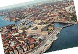 Kt 872 / Stockholm, Traveled To Belgrade - Svezia