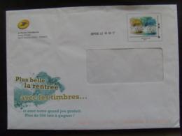 17992- PAP Hors Commerce La Poste Destineo 250g, Circulé - PAP: Sonstige (1995-...)