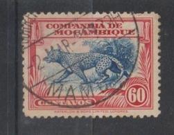 COMPANHIA DE MOÇAMBIQUE AFINSA 181 - USADO - Mozambique