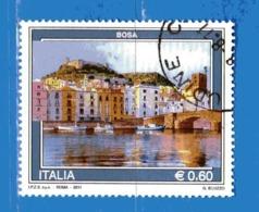 ITALIA °- 2011 -  TURISTICA - BOSA . Unif. 3311.   Usato. - 6. 1946-.. Republik