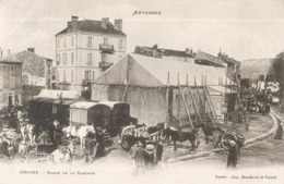 ISSOIRE PLACE DE LA CASERNE 63 - Issoire