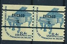 USA Precancel Vorausentwertung Preo - CHICAGO IL -sehe Scan - Vereinigte Staaten