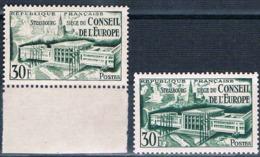 N° 923 Neuf Sans Charnière,couleur Extrême. - Variétés Et Curiosités