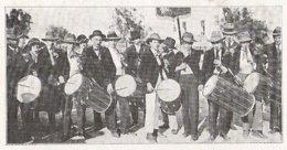 MARSEILLE Les Cigaloun Tambourinaires  1920 - Vieux Papiers