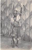 EXPOSITION - 50 - REIMS (1903) Le Village Noir - Griot Dancer - CPA - Marne ( Afrique Noire - Black Africa ) - Esposizioni