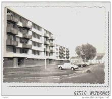 Carte Postale 62.  Wizernes Nouvelle Cité HLM  Trés Beau Plan - France