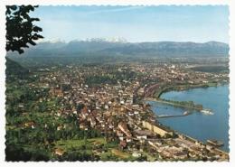 Bregenz Am Bodensee - Rheintal Und Schweizer Bergen - Bregenz