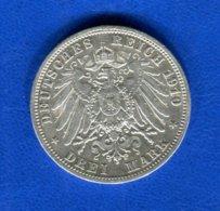 All  3  Mark Arg  1910 - 2, 3 & 5 Mark Silber