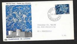 Suisse Lettre Illustrée  FDC Premier Jour Bern 13/02/1969  N°829  Publicité Médicaments TB Le Moins Cher Du Site ! - Pharmacy
