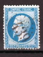 LOSANGE GC 439 Belvès Sur NAPOLEON N°22 / DISPERSION D'UNE COLLECTION!! - 1862 Napoléon III
