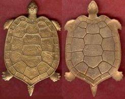 ** APPLIQUE  TORTUE ** - Turtles