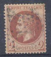 N°26 NUANCE ET OBLITERATION - 1863-1870 Napoléon III Lauré