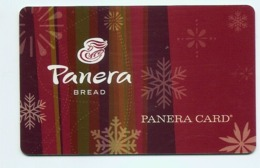 PANERA Bread CARD - Gift / Stored Value / Charge - EXPIRED - Gift Cards