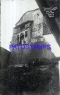 121183 PERU CUZCO TEMPLO DEL SOL CIRCULATED TO ARGENTINA POSTAL POSTCARD - Peru