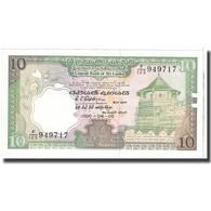 Billet, Sri Lanka, 10 Rupees, 1990, 1990-04-05, KM:96e, SPL - Sri Lanka