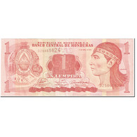 Billet, Honduras, 1 Lempira, 2008, 2008-04-17, KM:89a, TTB - Honduras