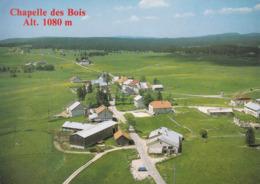 Chapelle-des-Bois - Vue Générale Aérienne - Frankreich