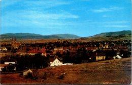 Montana Helena Panoramic View - Helena