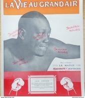 1910 BOXE - JACK JACKSON = JAMES J. JEFFRIES - LA VIE AU GRAND AIR - Sonstige