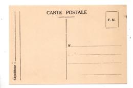 ENTIER POSTAL . CARTE POSTALE . F. M. . FRANCHISE MILITAIRE - Réf. N°530T - - Marcofilie (Brieven)