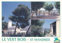 SAINT MANDRIER                               Le Vert Bois                             Cce Sncf - Saint-Mandrier-sur-Mer