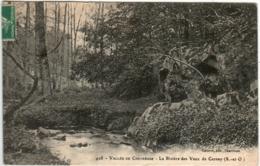 61kl 1718 CPA - VALLEE DE CHEVREUSE - LA RIVIERE DES VAUX - France