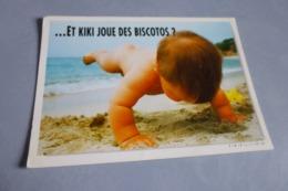 ET KIKI JOUE DES BISCOTOS ?? - Cartes Humoristiques