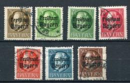Bayern Ex.Nr.152/61       O  Used + *  Ungebraucht       (359) - Beieren