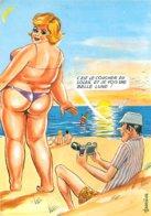 Illustrateur Carriere - Les Grosses - C' Est Le Coucher De Soleil   AW 119 - Carrière, Louis