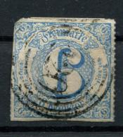 Thurn Und Taxis: 6 Kr. MiNr. 43 1865 Gestempelt / Used / Oblitéré - Thurn En Taxis