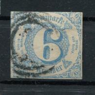 Thurn Und Taxis: 6 Kr. MiNr. 33 1862-1864 Gestempelt / Used / Oblitéré - Thurn En Taxis