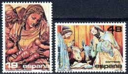 España. Spain. 1986. Navidad - 1981-90 Nuevos & Fijasellos