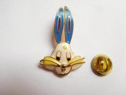 Superbe Pin's En Relief , Disney ?? , Tête De Lapin , Rabbit - Disney
