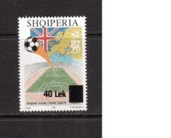 Albania-2006,(Mi.3116), Football, Soccer, Fussball,calcio,MNH - Europei Di Calcio (UEFA)