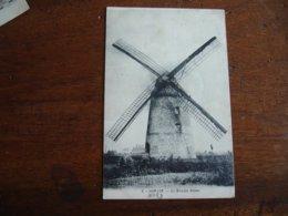 Somain Le Moulin Blanc Moulin A Vent - France