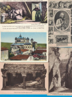 LOT DE 5 CARTES POSTALES DE L'AIN ARS - France