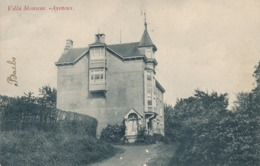 CPA - Belgique - Villa Monseur - Ayeneux - Soumagne