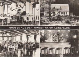 Leinefelde Eichsfeld Ak143966 - Leinefelde