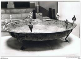CHIUSI (SI):  MUSEO  ETRUSCO  -  LEBETE  DI  BRONZO  -  FOTO  -  FG - Musei