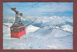 Graubünden - DAVOS-PARSENN - Weissfluh - Weissfluhjoch - Silvretta - GR Graubünden