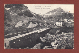 Graubünden - FLÜELAPASS - Wegerhaus - Chantsure Und Schwarzhorn - GR Graubünden