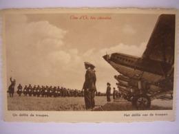 Avion / Airplane / Force Aérienne Belge / Fairey Fox IIIC / Pub Chocolat Côte D'Or - 1939-1945: 2. Weltkrieg