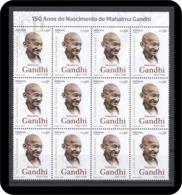 Portugal 2019 150 Anos Mahatma Gandhi Histoire History Great Man India Indie Politique - Mahatma Gandhi