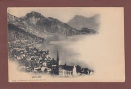 Luzern - WEGGIS - Charnaux Frères - LU Lucerne