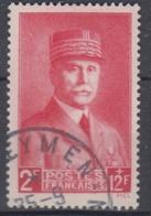 +France 1943. Secours National. Yvert 571. Cancelled - France