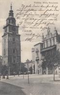 AK - Polen - Krakow - Krakau - Wieza Ratuszowa - 1905 - Polen