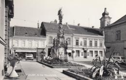 AK - NÖ - Zistersdorf (Bez. Gänserndorf) -Ortseinsicht - Hauptplatz - Gänserndorf