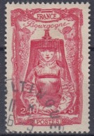 +France 1943. Coiffes Régionales. Yvert 596. Cancelled - Usados